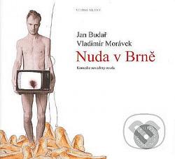 Nuda v Brně obálka knihy