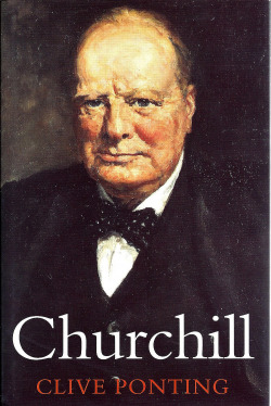 Churchill obálka knihy