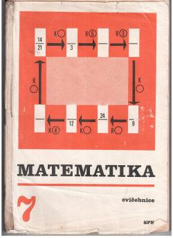 Matematika pro 7. ročník základní školy - cvičebnice