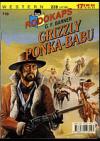 Grizzly Ponka-Babu obálka knihy
