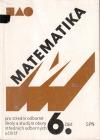 Matematika pro střední odborné školy a studijní obory středních odborných učilišť - 6.část