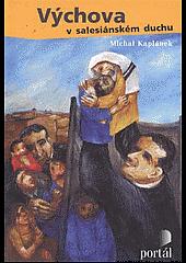 Výchova v salesiánském duchu obálka knihy