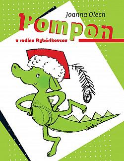 Pompon v rodine Rybárikovcov obálka knihy