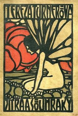 Jitra a soumraky obálka knihy