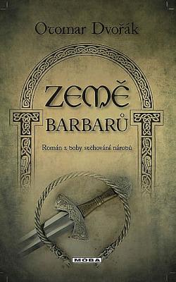 Země barbarů obálka knihy