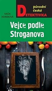 Vejce podle Stroganova obálka knihy