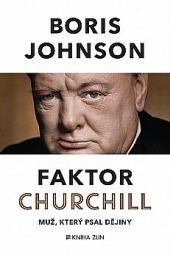 Faktor Churchill obálka knihy
