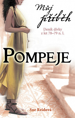 Pompeje obálka knihy