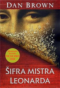 Šifra mistra Leonarda obálka knihy