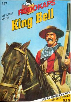 King Bell obálka knihy