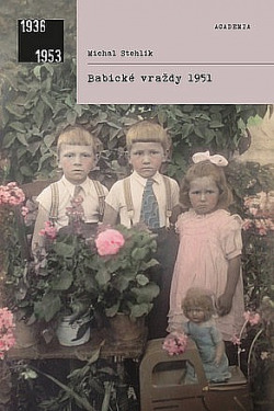 Babické vraždy 1951 obálka knihy