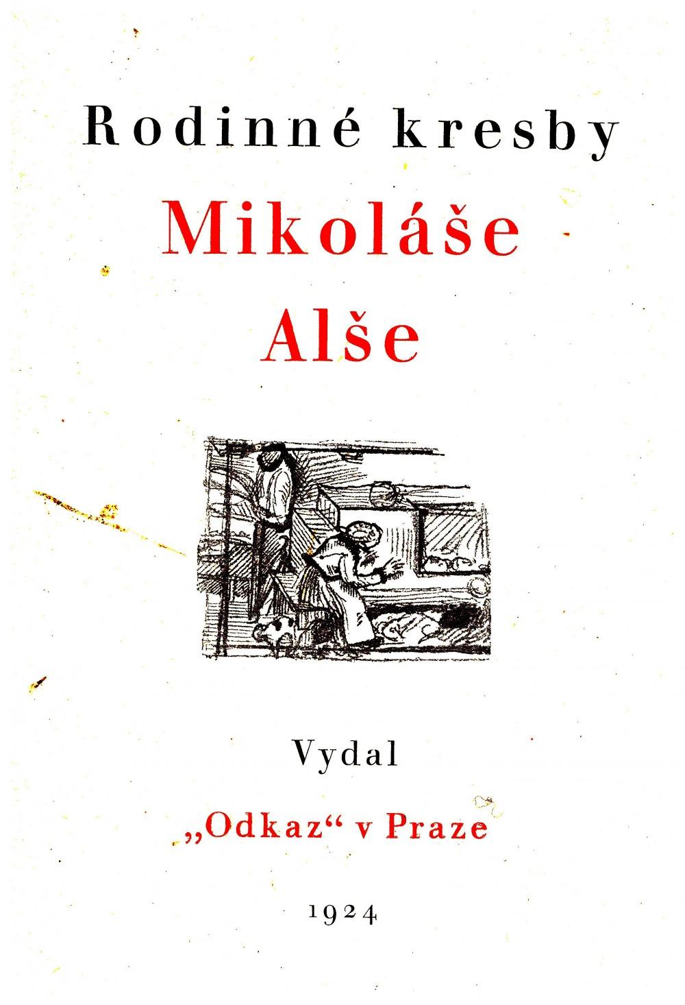 Rodinne Kresby Mikolas Ales Databaze Knih