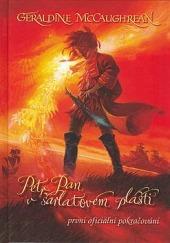 Petr Pan v šarlatovém plášti obálka knihy