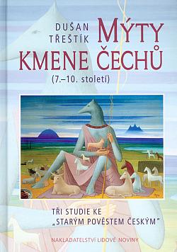 Mýty kmene Čechů obálka knihy