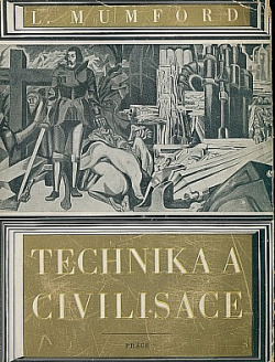 Technika a civilisace obálka knihy