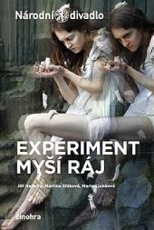 Experiment myší ráj obálka knihy