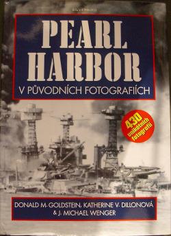 Pearl Harbor v původních fotografiích obálka knihy