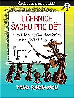 Učebnice šachu pro děti obálka knihy