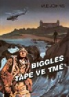Biggles tápe ve tmě