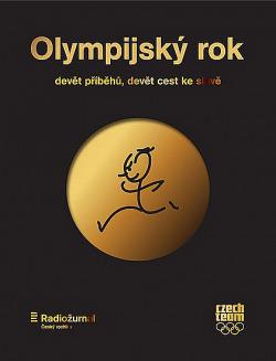 Olympijský rok obálka knihy