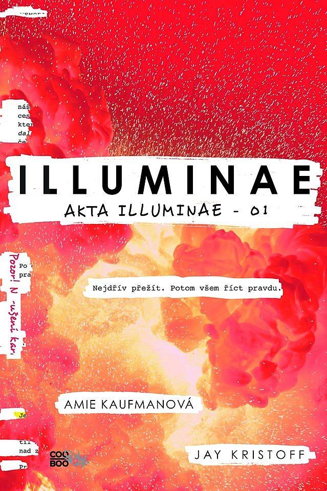 Výsledek obrázku pro illuminae kniha