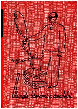 Džungle literární a divadelní obálka knihy