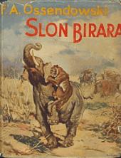 Slon Birara obálka knihy