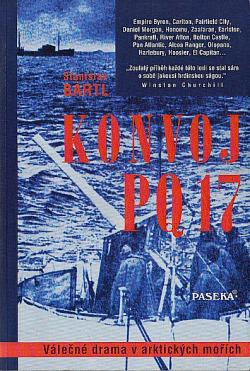 Konvoj PQ 17 : válečné drama v arktických mořích obálka knihy