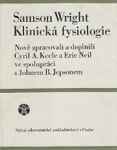 Klinická fysiologie obálka knihy