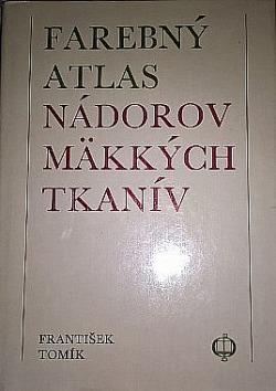 Farebný atlas nádorov mäkkých tkanív obálka knihy