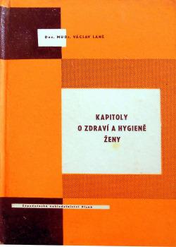 Kapitoly o zdraví a hygieně ženy obálka knihy