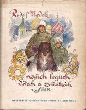 O našich legiích, dětech a zvířátkách v Sibiři obálka knihy