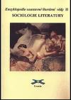 Encyklopedie soustavné literární vědy 2 - Sociologie literatury