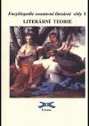 Encyklopedie soustavné literární vědy 1 - Literární teorie
