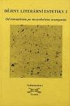 Dějiny literární estetiky II - Od romantismu po meziválečnou avantgardu