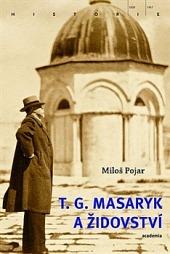 T.G. Masaryk a židovství obálka knihy