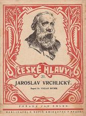 Jaroslav Vrchlický obálka knihy