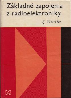 Základné zapojenia z rádioelektrotechniky obálka knihy