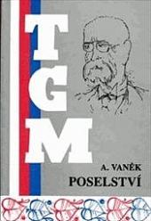 TGM - poselství obálka knihy