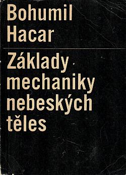 Základy mechaniky nebeských těles obálka knihy