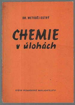 Chemie v úlohách obálka knihy