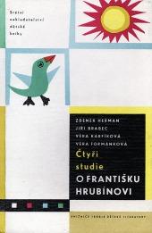 Čtyři studie o Františku Hrubínovi