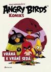 Angry Birds ve filmu - Komiks: Vrána k vráně sedá
