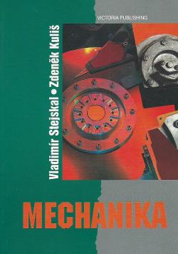 Mechanika obálka knihy