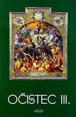 Očistec III. obálka knihy