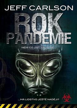Rok pandemie obálka knihy