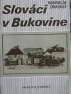 Slováci v Bukovine