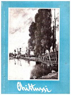 Antonín Chittussi obálka knihy