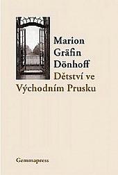 Dětství ve Východním Prusku obálka knihy