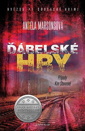 Kniha Ďábelské hry (Angela Marsons)